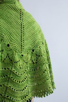 Ravelry: Stac Shoaigh pattern by Ysolda Teague