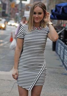 Fashion Friday: Brights & Stripes   Fit Girls Dish