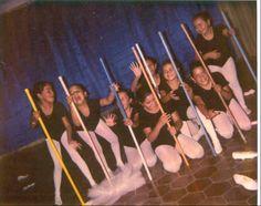Primer festival del Taller de Danza Formativa (1989)