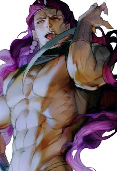 Kars/Cars/Kazu (JoJo's Bizarre Adventure) [from tumblr]
