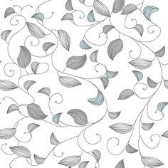 Papel de Parede Floral 1247