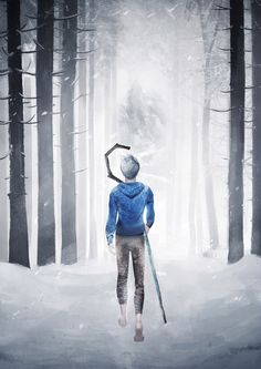 Jack Frost (c) Rise of The Guardians Just watched this one tonight, yes I teared up a little bit, but it was a great flick!
