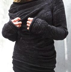 Ravelry: Engineered Seams by Judy Brien