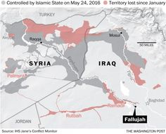 The Sunni city was the first in Iraq or Syria to fall to the militant group.