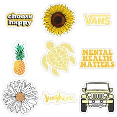 yellow sunny honey stickers gelbe sonnige Honigaufkleber The post gelbe sonnige Honigaufkleber & DIY appeared first on Print . Homemade Stickers, Diy Stickers, Printable Stickers, Planner Stickers, Sticker Ideas, Macbook Stickers, Phone Stickers, Wallpaper Stickers, Laptop Wallpaper
