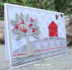 Lorraine's Loft: Simon Says Stamp 'November 2013 Card Kit'