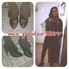 The today loock with my shoes of special occasions. My shoes MYHYV. El loock de hoy con mis zapatos de ocasiones especiales. Mis zapatos MYHYV