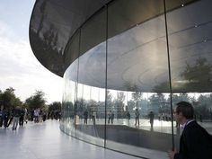 Emergency services called to Norman Foster-designed Apple Park, which Steve Jobs called 'a shot at the best office building in the world' Foster Partners, Norman Foster, Steve Jobs, Picture Wall, Science And Technology, It Hurts, Health Care, Architecture, Building