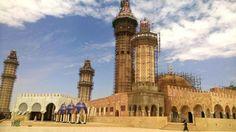 Cosa vedere in Senegal: la moschea di Touba