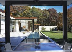 See more of Michael Haverland Architect's Glass House on 1stdibs