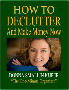 How to declutter and make money!
