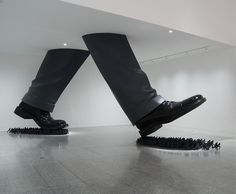 Do- Ho Suh is a Korean born sculptor and installation artist who's changed the way we think about space...