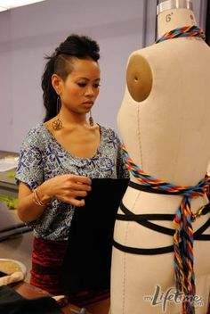 loved her style on project runway