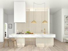 Nybrogatan 57 property development project by Swedish firm Oscar Properties (rendering).