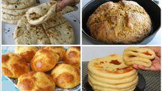 Nezohnali ste droždie v obchode? 9 top receptov na domáce pečivo, ktoré pripravíte BEZ droždia a kysnuia! Kefir, Pancakes, Muffin, Breakfast, Syr, Food, Basket, Morning Coffee, Essen