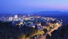 Asheville, North Carolina | 11 Coolest Small Cities It's Time To Road Trip To