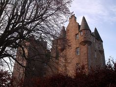 If haunting stories of eerie ghosts and creepy places gives you a jolt, then our write up on world's most haunted hotels is certainly for you. Haunted Hotel, Most Haunted, Haunted Places, Haunted Castles, Spooky Places, Abandoned Places, Inverness Scotland, Creepy Houses, Scottish Castles
