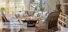 Rivièra Maison - Möbel und Wohnaccessoires im Hamptons-Stil