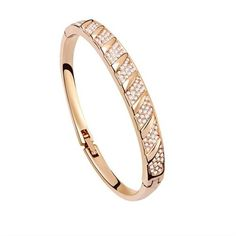 Swarovski Element Crystal Bracelet -Promise Golden - Promotional Offers- - TopBuy.com.au