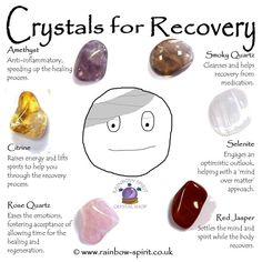 Crystal Set for Recovery