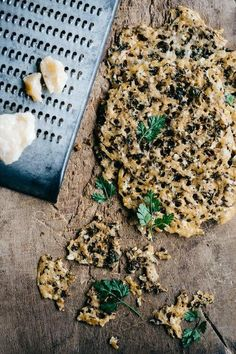 Parmesan and Herb Crisps Are the Perfect Party Nibbles