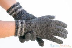 Новые перчатки точно по мерке Knitted Gloves, Fingerless Gloves, Mens Gloves, Valspar, Catsuit, Arm Warmers, Mittens, Arms, Wool