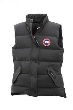 Canada Goose Freestyle Vest Graphite For Women