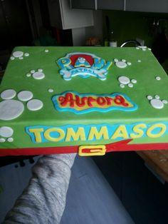 "Torta ""paw patrol"""