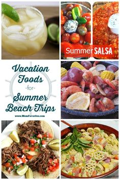 Meal planning on vacation part 2 save money eat healthy stay summer vacation bound vacay foods giveaway recipe collection forumfinder Choice Image