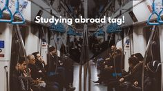 Hey lovelies! It is time for another tag! Currently, I am on an Erasmus exchange program. I thought it would be fun to make a tag about this! #travel #studying abroad #blog #abroad #school #college