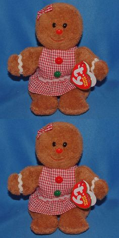 48f5c8cafce Retired 440  Ty Beanie Baby Germany I Love - Mwmt (Bear German ...