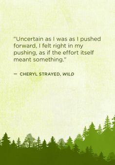 The 11 Most Inspiring Passages from Wild