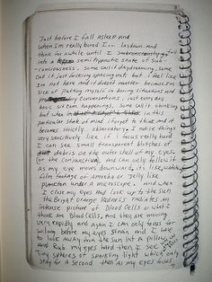 Kurt Cobain's journal