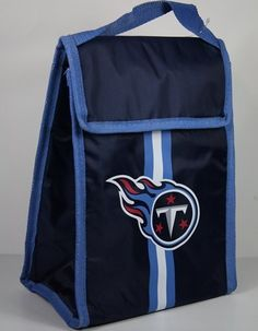 NFL Tennessee Titans Velcro Lunch Bag by Forever Collectibles. $7.56. Tennessee Titans Velcro Lunch Bag. Save 73% Off!