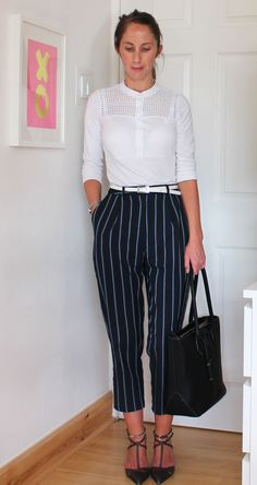 Workwear Edit - Day 3 - ASOS Trousers