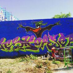 Dafy duck by ansher with Weskorser
