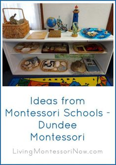 Dundee Montessori YouTube videos and blog posts ... Ideas and inspiration for Montessori parents, Montessori homeschoolers, and Montessori teachers. Post includes Montessori Monday link-up permanent collection