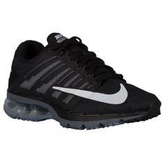 8971cdafdad3 Nike Air Max Excellerate 4 - Men s - Running - Shoes - Black Dark  Grey White-sku 06770010