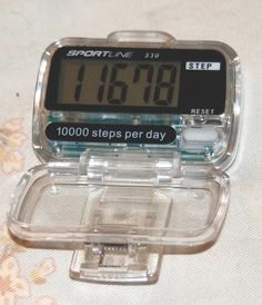 Best pedometers for the money, these pedometers are low cost and they work!