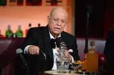 "Don Rickles speaks on stage at Spike TV's ""Don Rickles: One Night Only"" on May 6, 2014 in New York City. (Photo by Theo Wargo/Getty Images for Spike TV)"