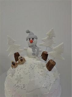 Snowman, Cakes, Winter, Outdoor Decor, Kids, Home Decor, Room Decor, For Kids, Children