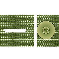 Flat Peyote Clasp - Option 4 | Beading Techniques | Fusion Beads