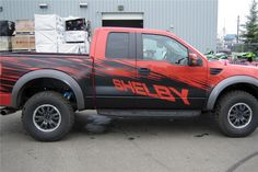 2010 FORD F-150 SHELBY PICKUP - Barrett-Jackson Auction Company - World's Greatest Collector Car Auctions