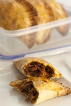 Barbecue: Mini Pulled Pork Empanadas