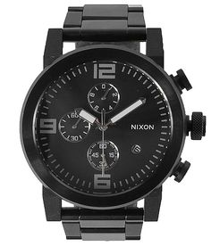 Nixon The Ride Watch | Buckle