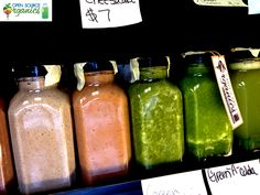 We serve Organic Cold Pressed Juices, Organic Tonics, Organic Smoothies, and Organic Raw Vegan Food of the highest quality… in the heart of Hollywood, California.   http://opensourceorganics.com/