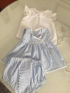 Children and Young Baby Girl Dress Patterns, Little Girl Dresses, Girls Dresses, Kids Frocks, Baby Sewing, Toddler Dress, Doll Clothes, Kids Outfits, Kids Fashion