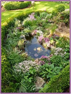 attract wildlife to your garden pond awesome koi pond projects you can build to complete your gardens wonderful small koi fish pond koi_pond garden_pond landscaping Ponds For Small Gardens, Small Ponds, Back Gardens, Small Backyard Landscaping, Ponds Backyard, Landscaping With Rocks, Garden Ponds, Garden Fountains, Backyard Ideas