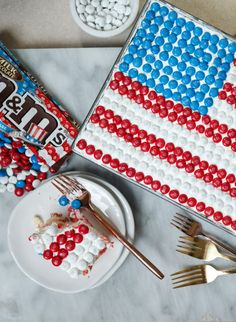 4th of July M&M's Po