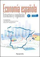 """""""Economía española. Estructura y regulación"""" http://encore.fama.us.es/iii/encore/record/C__Rb2606265__Seconomia%20espa%C3%B1ola.%20estructura%20y%20regulaci%C3%B3n__Orightresult__U__X2?lang=spi&suite=cobalt"""